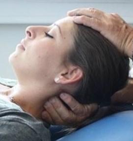 Craniosacrale Osteopathie Grifftechnik